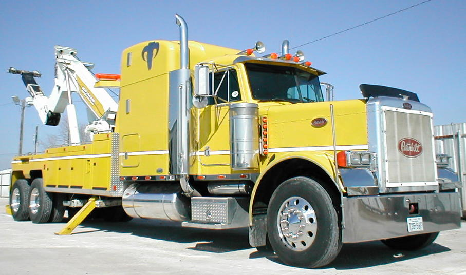 used peterbilt 379 heavy duty wrecker tow truck for sale in autos weblog. Black Bedroom Furniture Sets. Home Design Ideas