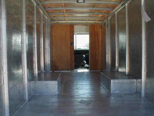 Ford Cargo Vans >> 1997 GMC P30 16