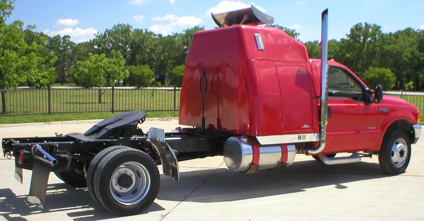 Ford Hot Shot Trucks Sleeper on 7 3l Fuel Filter Housing
